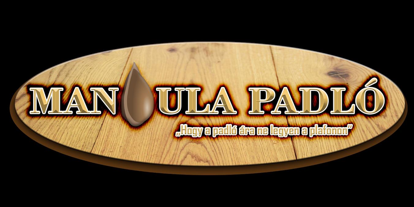 Mandula Padló logo